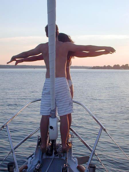 Titanic shot
