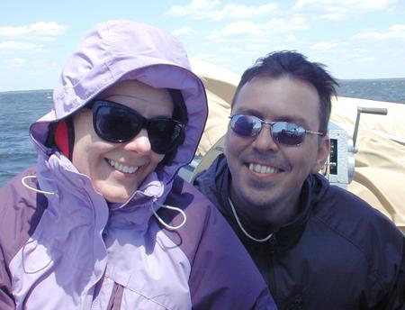 Steve and Lara