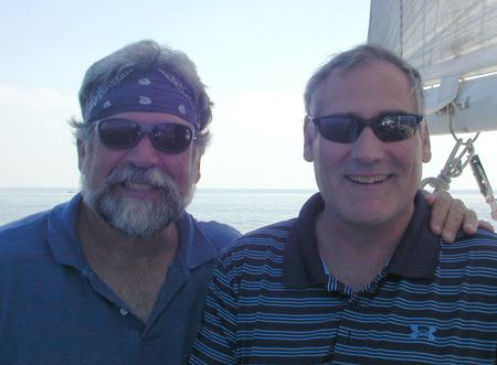 Tim and Capn